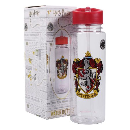 Harry Potter Water Bottle Gryffindor Crest WTRBHP05 by Half Moon Bay