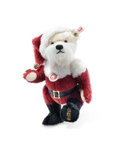 Classic Santa Teddy Bear 27cm (11 inches) Steiff 006029