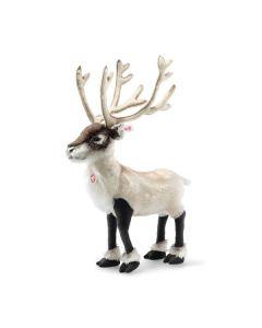 Erik the Reindeer 34cm (14 inches) high. Steiff 006074