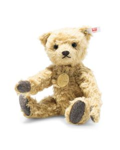 steiff teddy bear hanna 22cm beige 006135