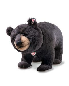 Steiff Mr Big Black Bear Alpaca 006289