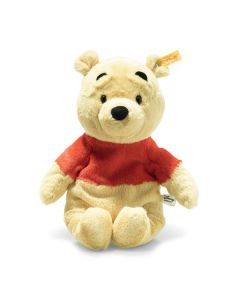 Steiff Disney Soft Cuddly Friends Winnie the Pooh Plush 024528
