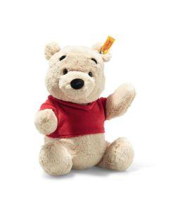 Disney Originals Pooh Bear Soft Toy. 29cm (12 inches) high. Steiff 024573