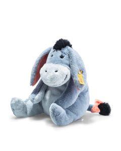 Disney Originals Eeyore Soft Toy. 25cm (10 inches) high. Steiff 024603