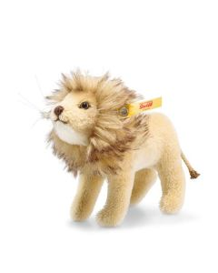 Steiff National Geographic Lion in Gift Box