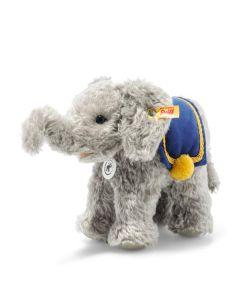Steiff Elephant Grey Mohair 22cm 031083