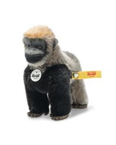 Steiff Boogie Gorilla in Gift Box National Geographic Collection 11cm 033582