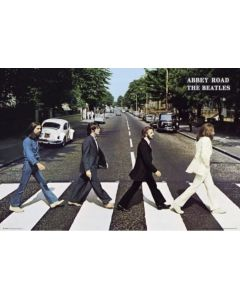 The Beatles Abbey Road Maxi Poster by GB Eye LP0597