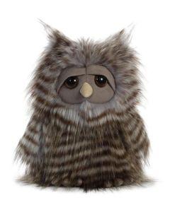 03505 Luxe Boutique Midnight Owl Soft Toy by Aurora World 28cm
