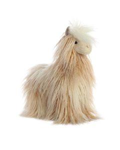 03507 Luxe Boutique Lele Llama Soft Toy by Aurora World 28cm