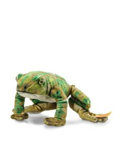 Steiff Froggy Frog National Geographic 12cm 056536