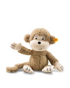 Soft Cuddly Friends Brownie Monkey Light Brown 30cm by Steiff 060304