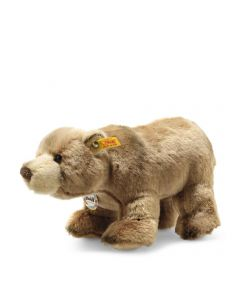 069420 'Back In Time' Baerlie Brown Bear 28cm by Steiff