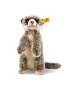 069871 Meerkat Baby Brown/Beige 22cm by Steiff
