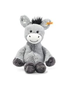 Steiff Dinkie Donkey Soft Cuddly Friends 30cm 073748
