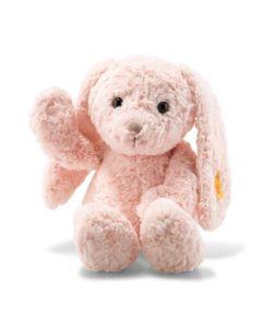 080630 Soft Cuddly Friends Tilda Rabbit Pink 45cm by Steiff