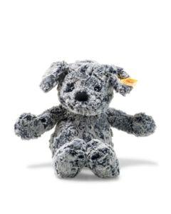 083631 Soft Cuddly Friends Taffy Dog Grey 20cm by Steiff