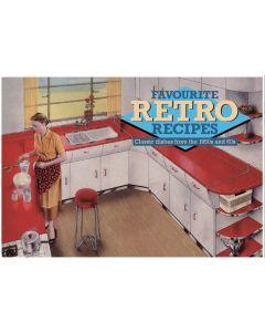 Salmon Favourite Retro Recipes Book SA106