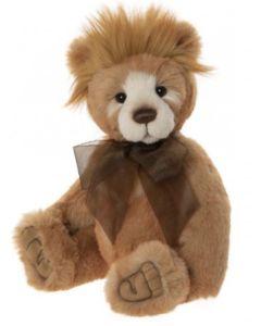 Charlie Bears Hawkins Plush Teddy Bear CB202024A