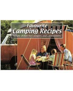 Salmon Favourite Camping Recipes Book SA017