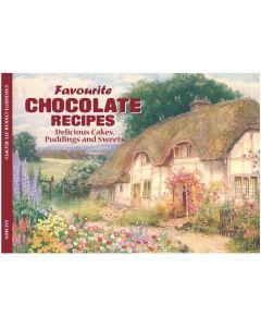 Salmon Favourite Chocolate Recipes Book SA032
