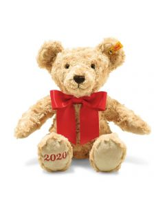 113475 2020 Cosy Year Bear 34cm by Steiff