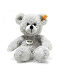 Steiff Fynn Teddy Bear Grey Plush 28cm 113789