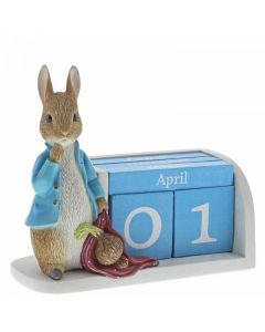 Peter Rabbit Perpetual Calendar by Enesco A28346