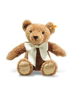 113536 2021 Cosy Year Bear 34cm by Steiff