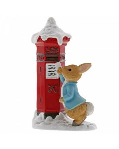 Peter Rabbit's Letter to Santa by Enesco A29384