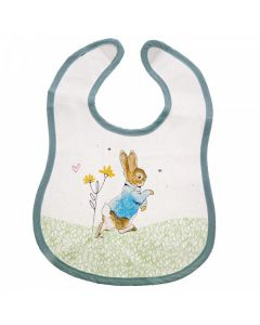 Flopsy Childrens Bib by Enesco A29311