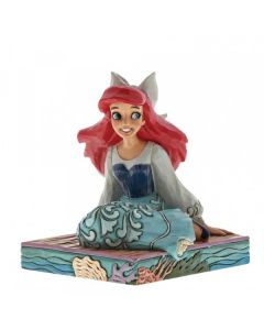 Be Bold - Ariel Figurineby Disney Enesco 6001277