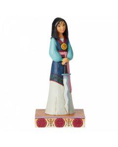 Winsome Warrior (Mulan Princess Passion Figurine)6002823