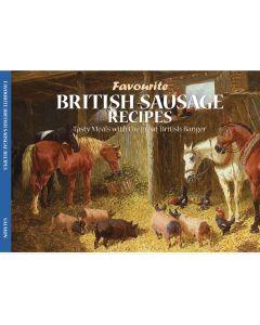 Salmon Favourite British Sausages Recipes Book SA022