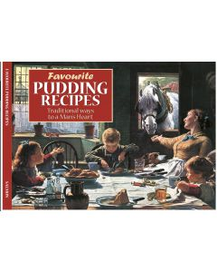 Salmon Favourite Pudding Recipes Book SA050
