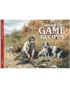 Salmon Favourite Game Recipes Book SA041