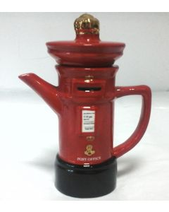 43011 Miniature Post Box Teapot