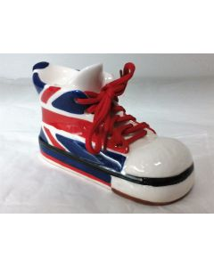 Baseball Boot Ceramic Money Bank Elgate 66761