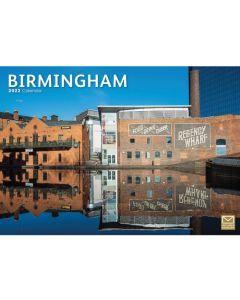 Birmingham 2022 A4 Calendar from Carousel Calendars 220013