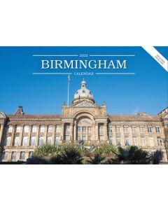 Birmingham A5 Calendar 2022 Carousel 220014