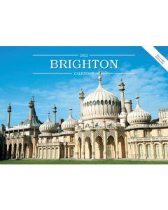 Brighton A5 Calendar 2022 Carousel 220018