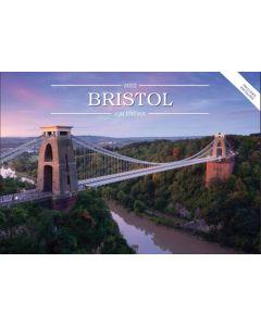 Bristol A5 Calendar 2022 Carousel 220021