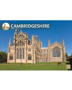 Cambridgeshire 2022 A4 Calendar from Carousel Calendars 220026