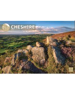 Cheshire 2022 A4 Calendar from Carousel Calendars 220030