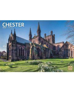 Chester 2022 A4 Calendar from Carousel Calendars 220033