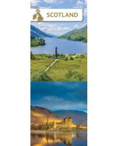 Scotland 2022 Slim Calendar by Carousel Calendars 220043