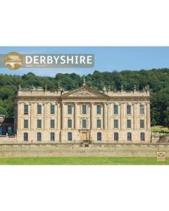 Derbyshire 2022 A4 Calendar from Carousel Calendars 220044