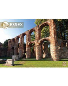 Essex 2022 A4 Calendar from Carousel Calendars 220064