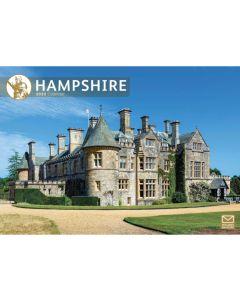 Hampshire 2022 A4 Calendar from Carousel Calendars 220074