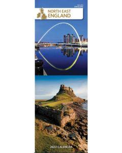 North East Slim Calendar 2022 by Carousel Calendars 220076